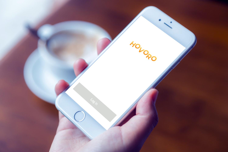 Sample branding #2 for Hovoro