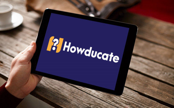 Sample branding #3 for Howducate