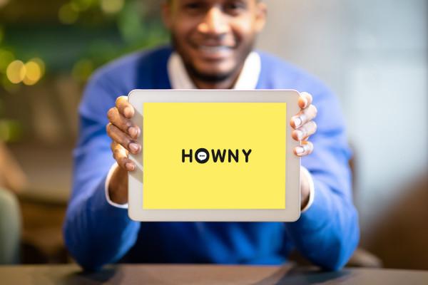 Sample branding #3 for Howny