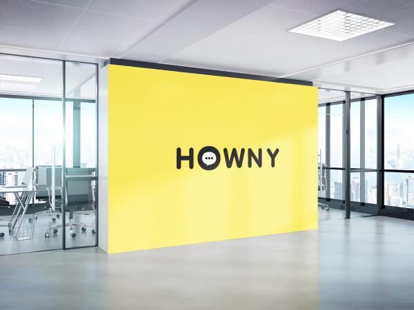 Sample branding #2 for Howny