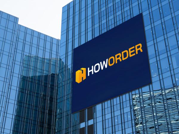 Sample branding #1 for Howorder