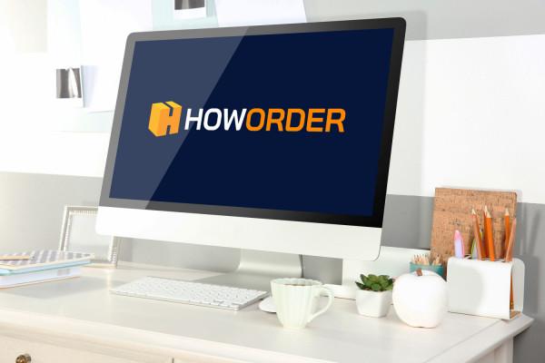 Sample branding #3 for Howorder