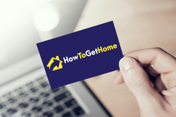 Sample branding #2 for Howtogethome