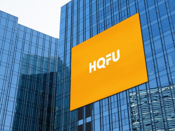 Sample branding #2 for Hqfu