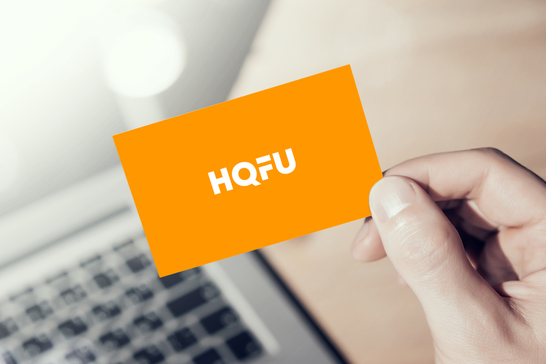Sample branding #2 for Hqfu