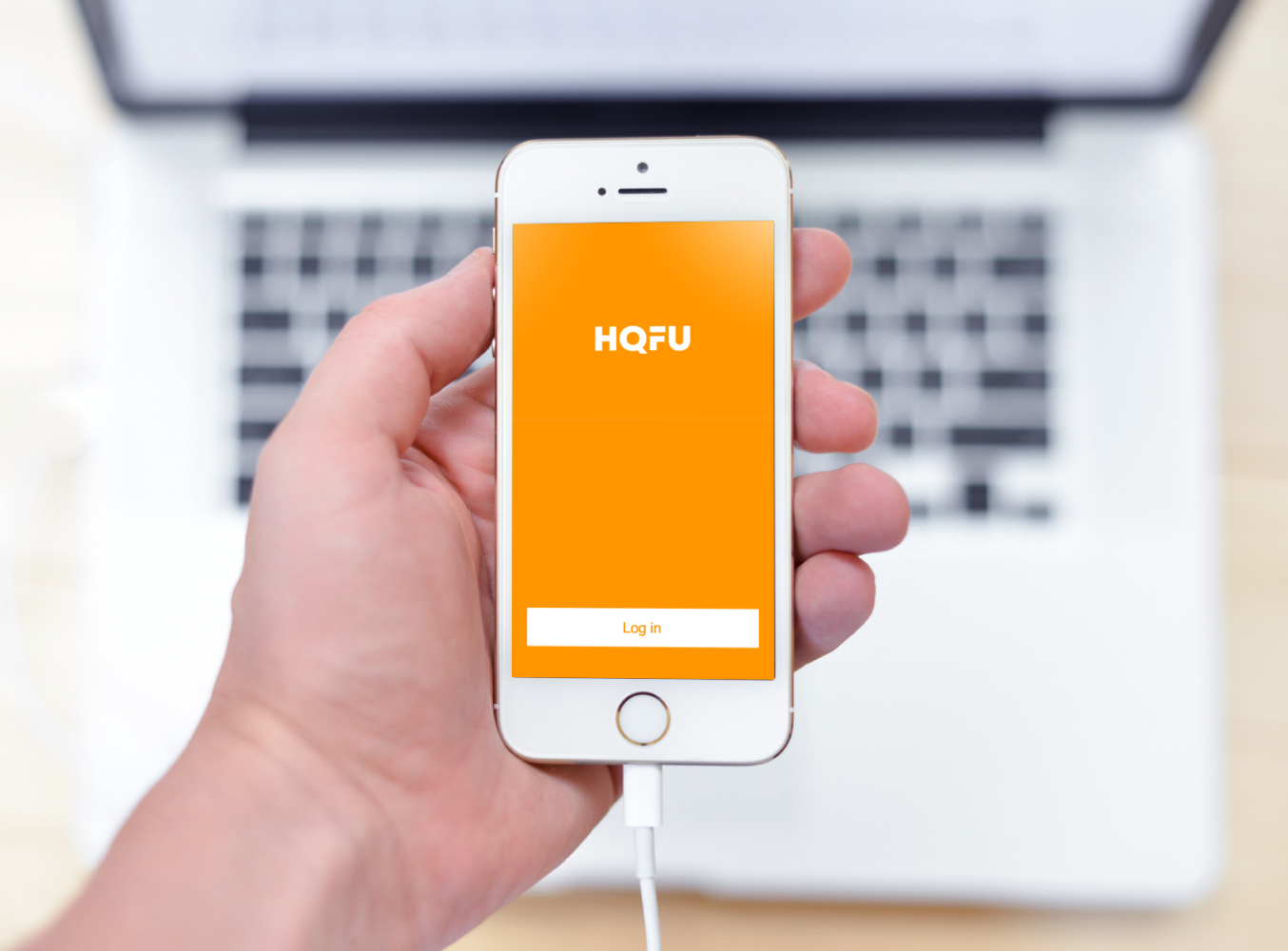 Sample branding #1 for Hqfu