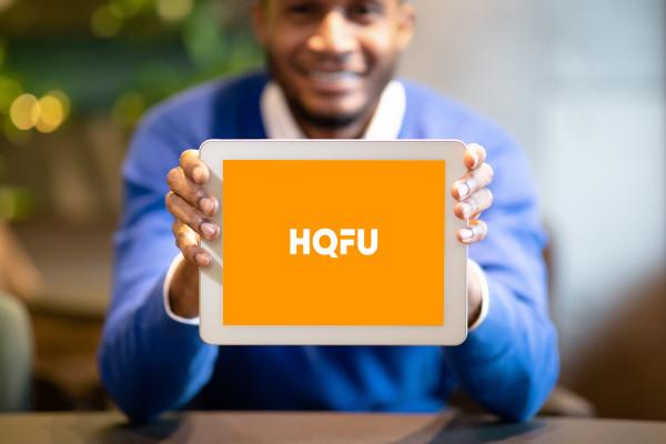 Sample branding #1 for Hqfu