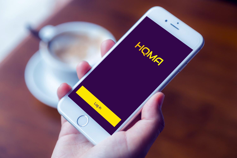 Sample branding #3 for Hqma