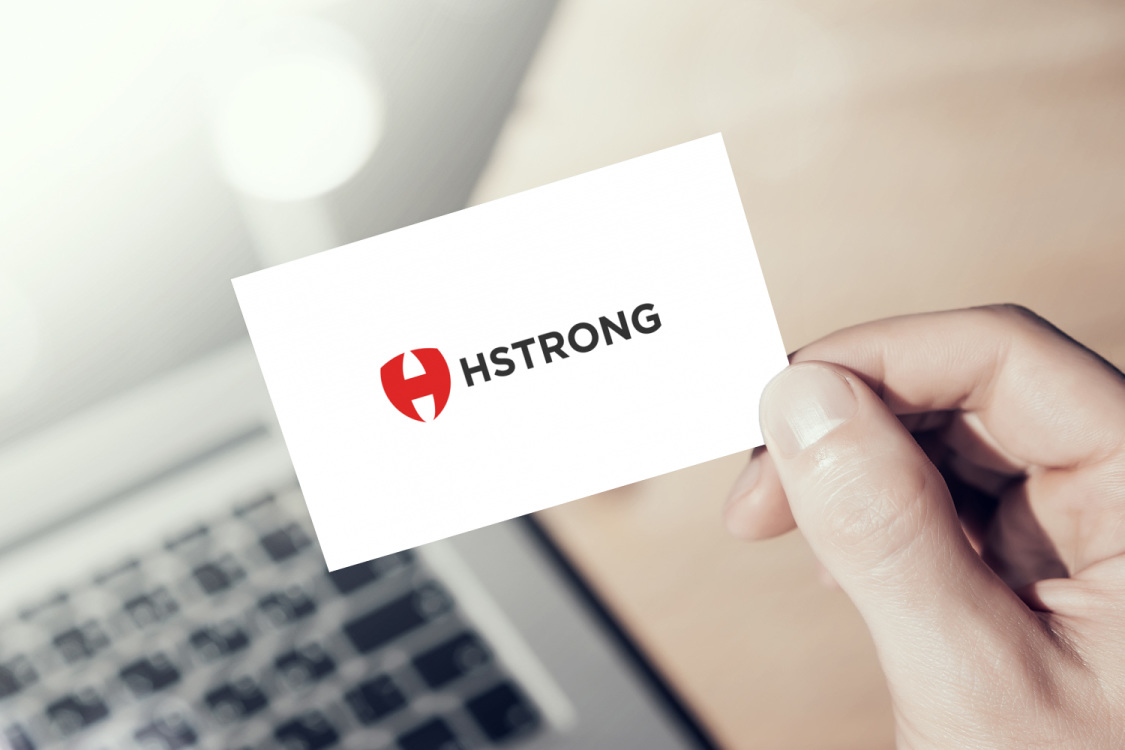 Sample branding #3 for Hstrong