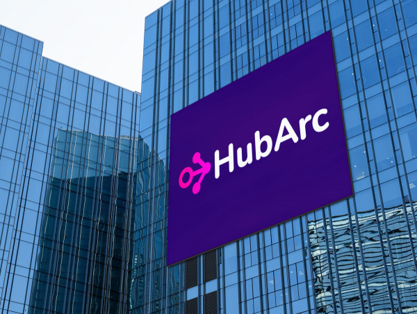 Sample branding #1 for Hubarc