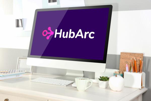 Sample branding #3 for Hubarc