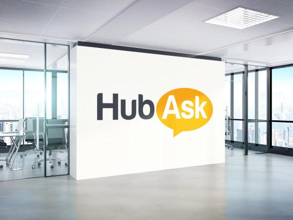 Sample branding #2 for Hubask