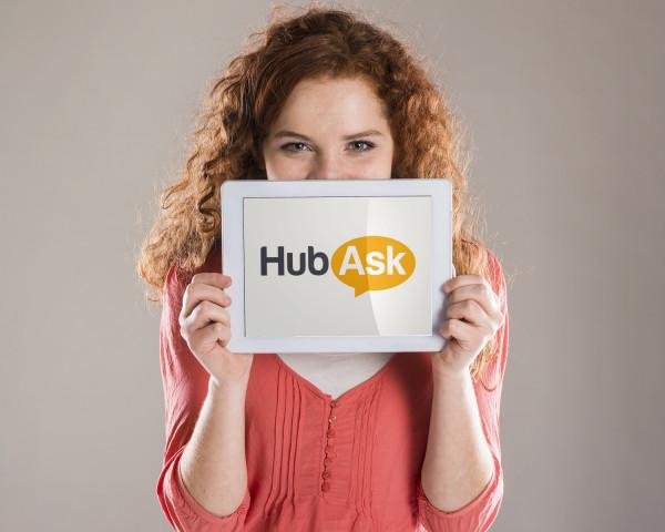 Sample branding #1 for Hubask
