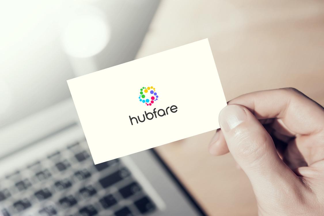 Sample branding #2 for Hubfare