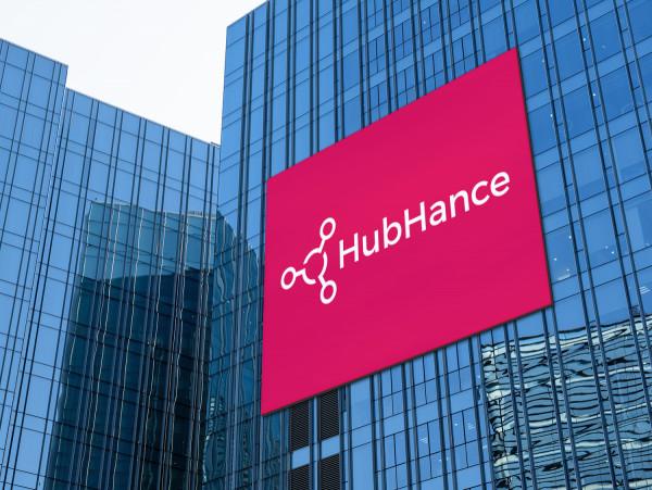 Sample branding #1 for Hubhance