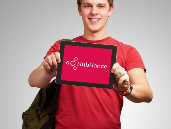 Sample branding #3 for Hubhance