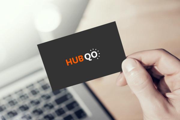Sample branding #3 for Hubqo