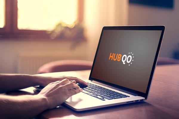 Sample branding #2 for Hubqo