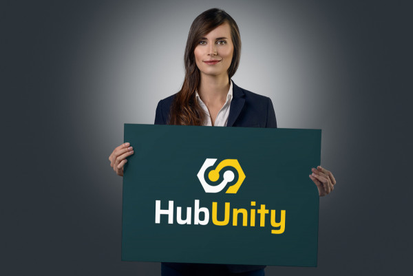 Sample branding #3 for Hubunity