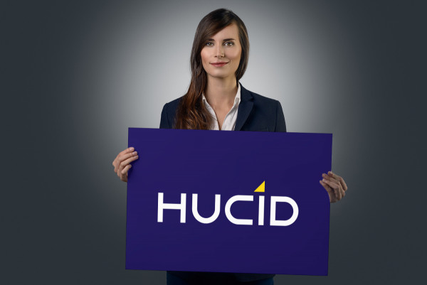 Sample branding #2 for Hucid