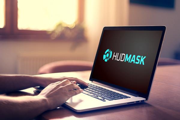 Sample branding #2 for Hudmask