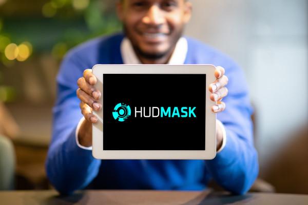 Sample branding #1 for Hudmask