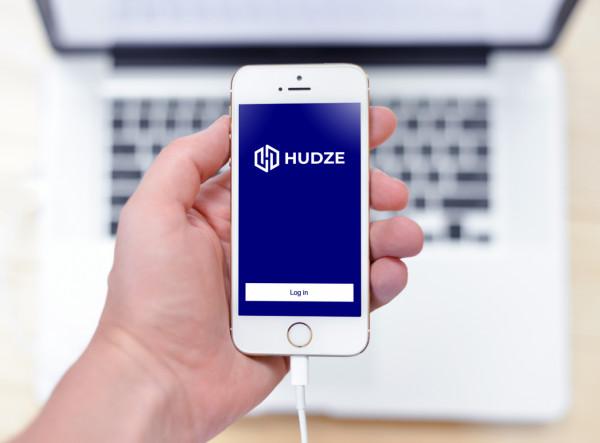 Sample branding #2 for Hudze