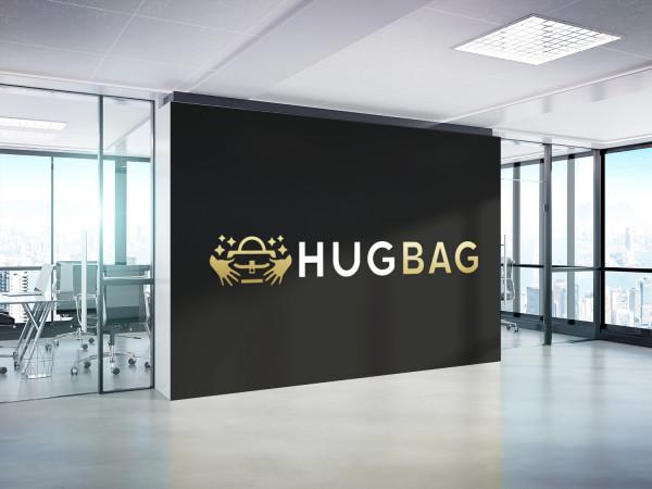 Sample branding #1 for Hugbag