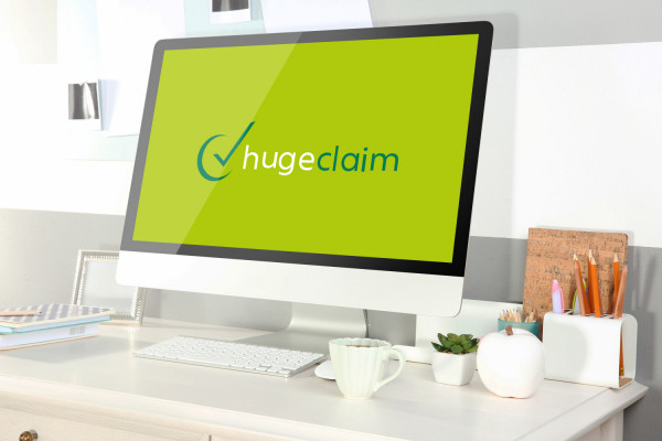 Sample branding #2 for Hugeclaim