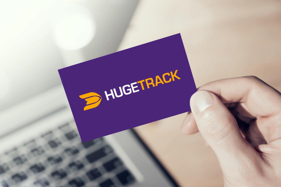 Sample branding #2 for Hugetrack