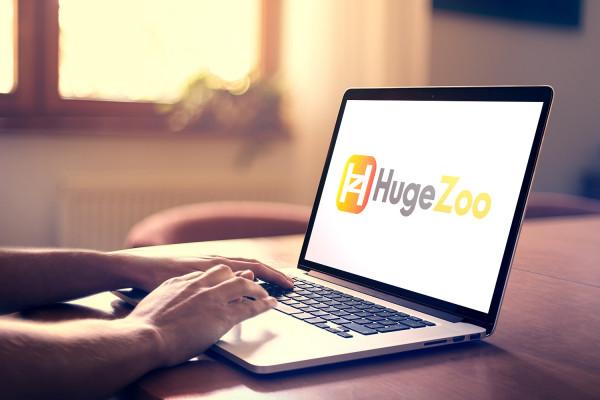 Sample branding #3 for Hugezoo