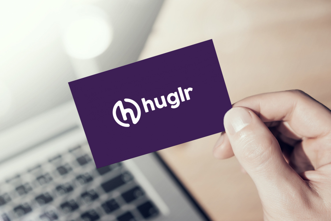Sample branding #2 for Huglr