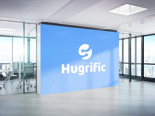 Sample branding #1 for Hugrific