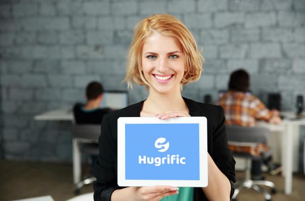 Sample branding #3 for Hugrific