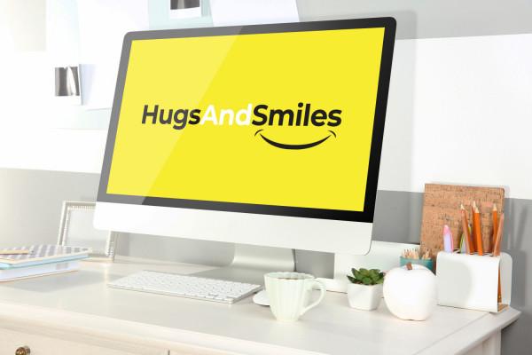 Sample branding #2 for Hugsandsmiles