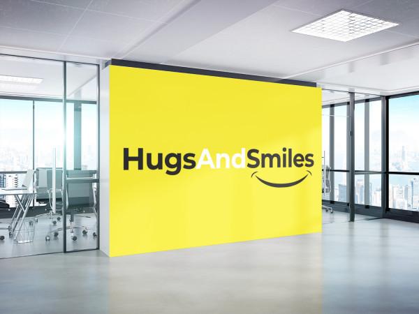 Sample branding #3 for Hugsandsmiles