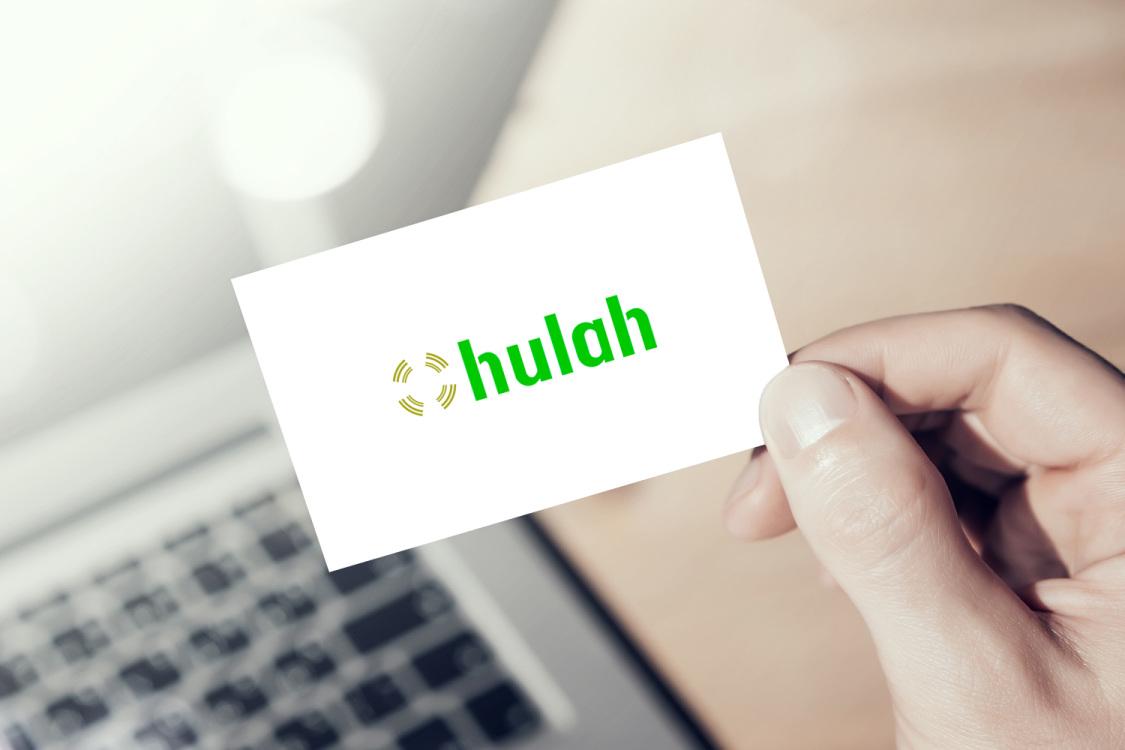 Sample branding #3 for Hulah