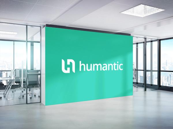 Sample branding #3 for Humantic