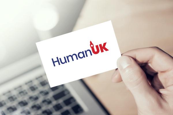 Sample branding #3 for Humanuk