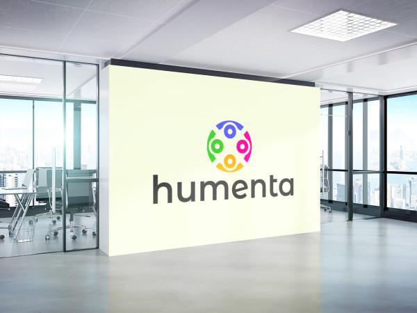 Sample branding #1 for Humenta