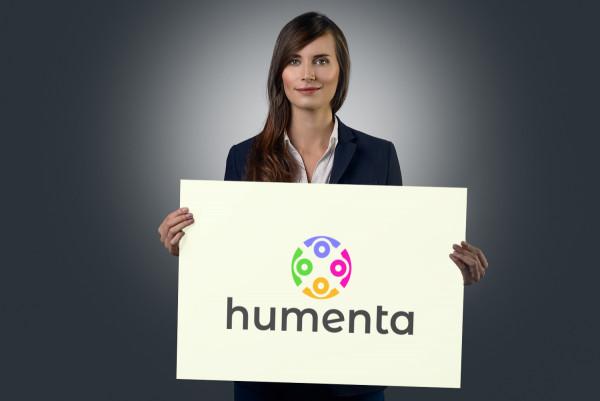 Sample branding #2 for Humenta