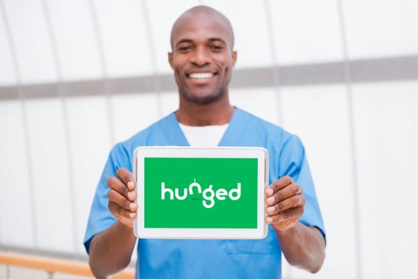 Sample branding #1 for Hunged