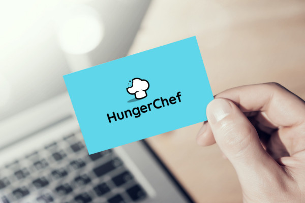 Sample branding #1 for Hungerchef