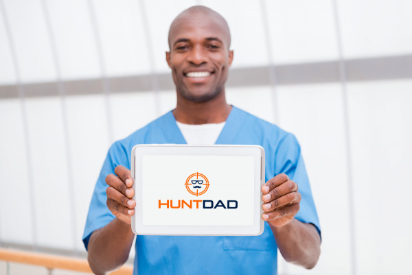 Sample branding #3 for Huntdad