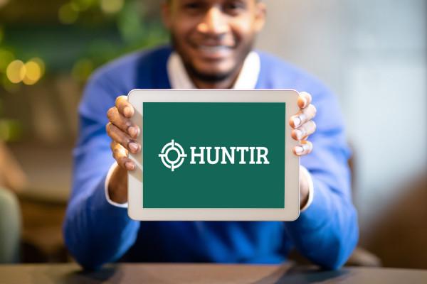 Sample branding #3 for Huntir