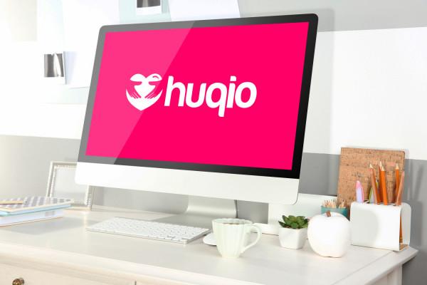 Sample branding #2 for Huqio