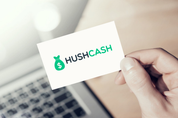 Sample branding #3 for Hushcash