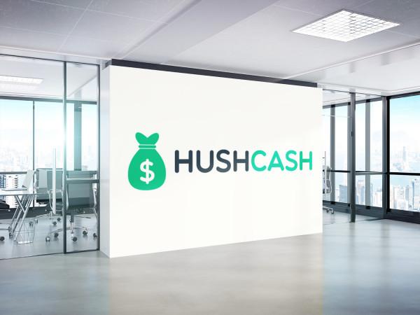 Sample branding #3 for Hushcash