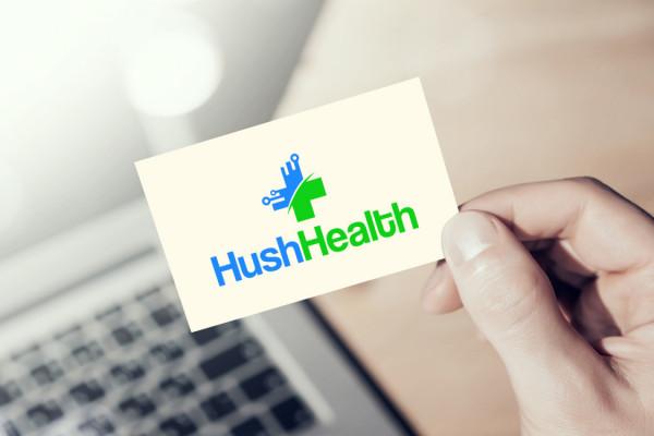 Sample branding #1 for Hushhealth
