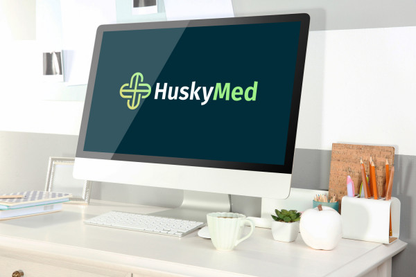 Sample branding #1 for Huskymed